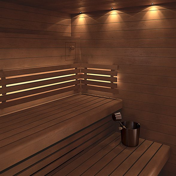 Sauna voodrilaud termolepp STS3 15x120x2100mm