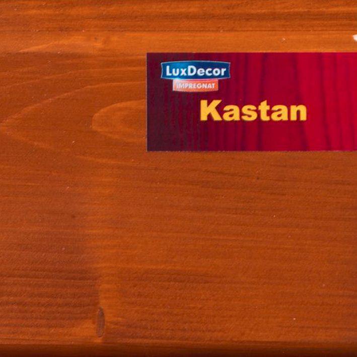 Puidukaitsevahend Luxdecor 1L kastan