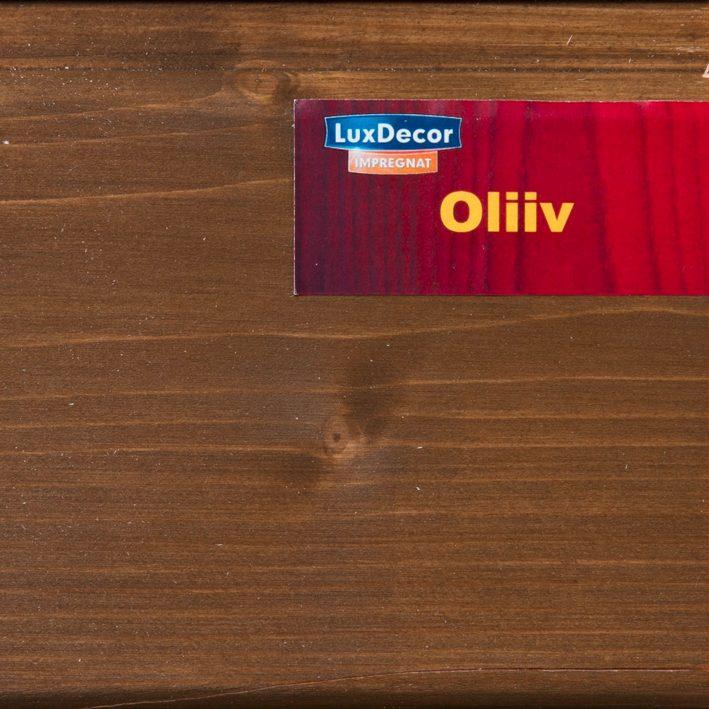 Puidukaitsevahend Luxdecor 1L oliiv