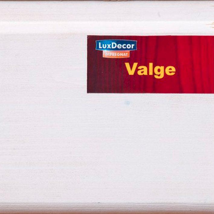 Puidukaitsevahend Luxdecor 10L valge