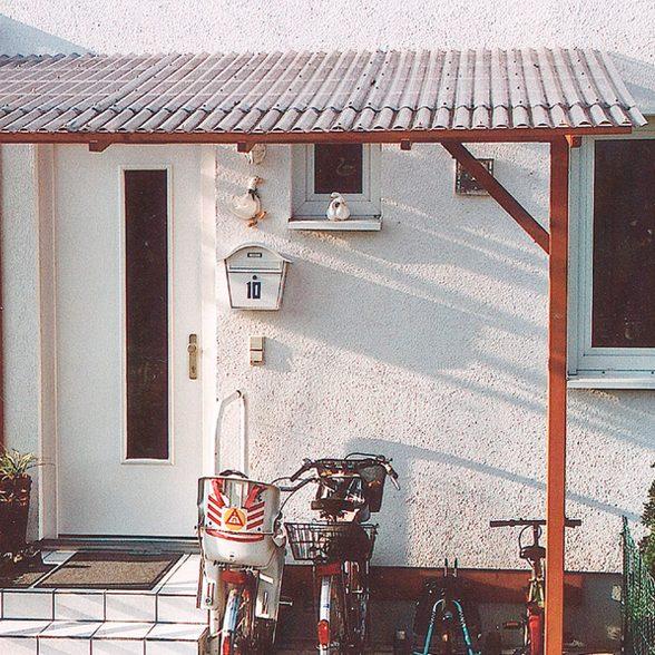 PVC katuseplaat Gutta Sinus 3000x900mm pronks