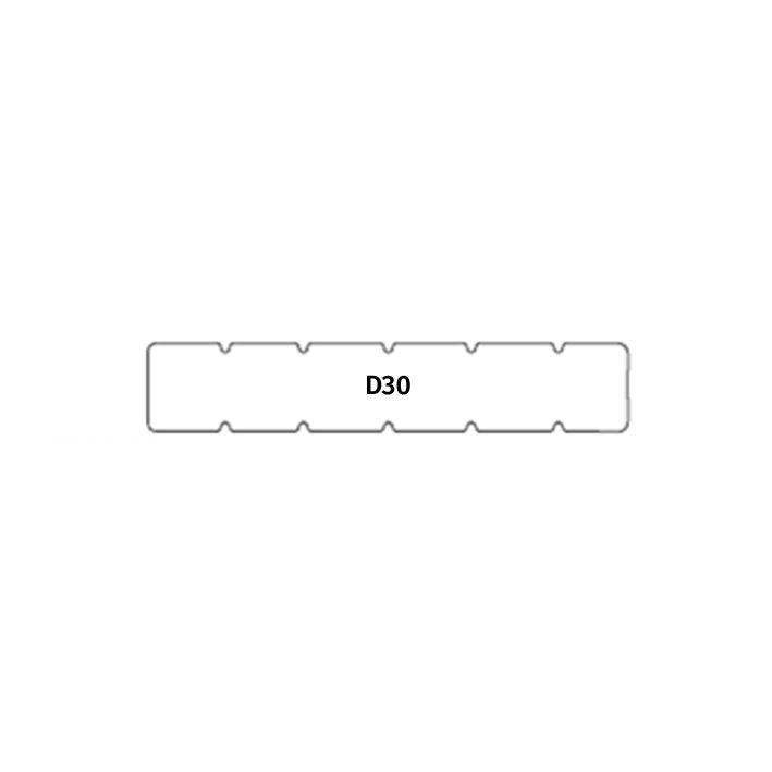 Terrassilaud termomänd D30 26x115x3900mm