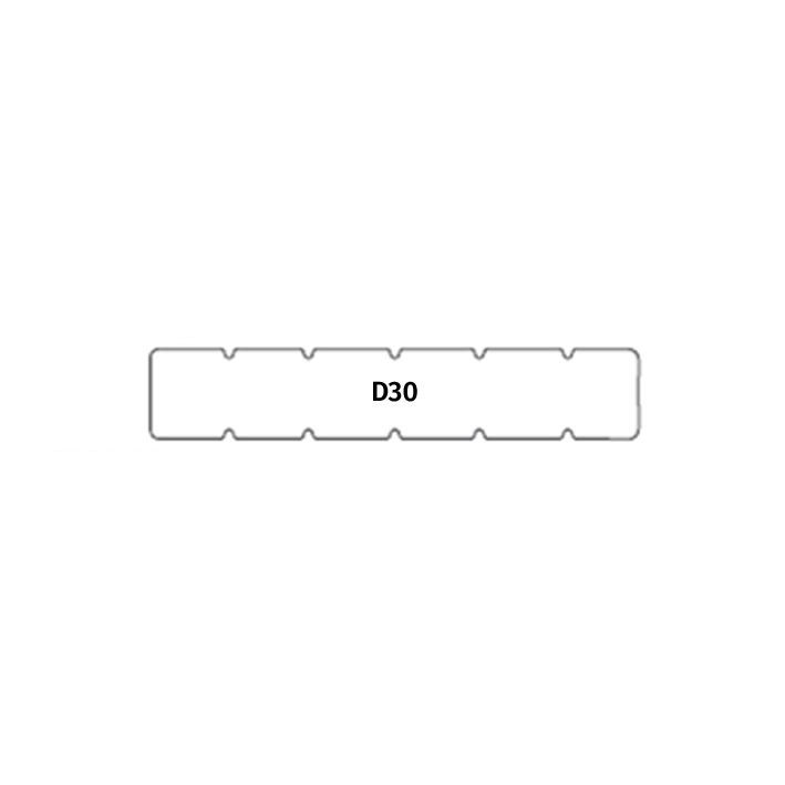 Terrassilaud termomänd D30 26x115x3000mm