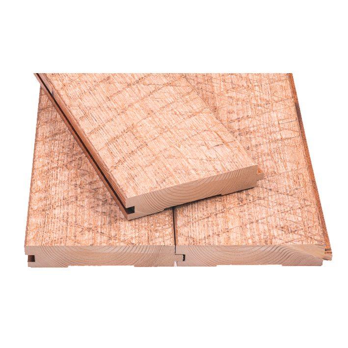 Põrandalaud Old Saw pruun-valge HLL.28x146x2550mm otsatapp