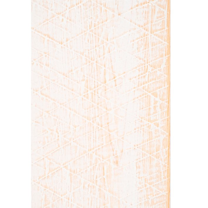 Põrandalaud Old Saw valge HLL.28x146x2550mm otsatapp