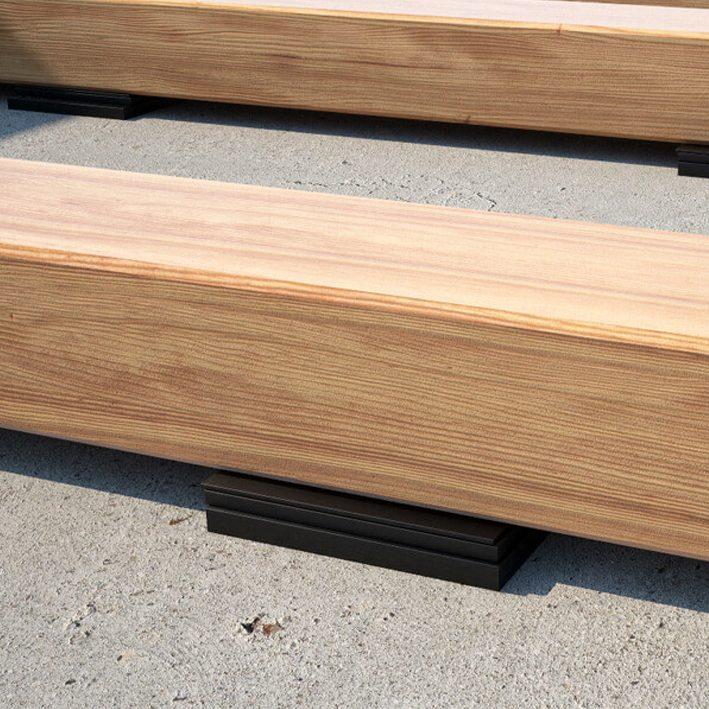 Tasanduspadi terrassile NAG EPDM 60x60x2mm (50tk)