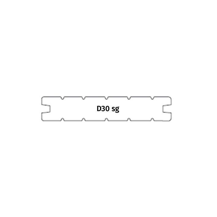 Terrassilaud termomänd D30 sg 26x115x5400mm