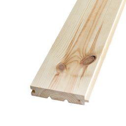 Põrandalaud mänd HLL.28x120(110)x3300mm