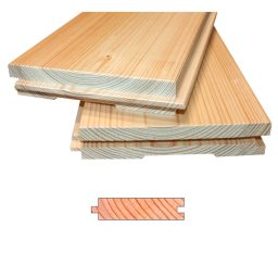 Põrandalaud kuusk otsatapp AB HLL.28x145(135)x2700mm