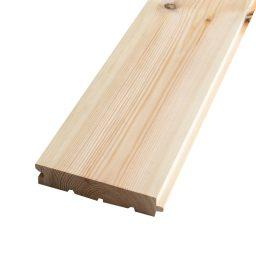 Põrandalaud mänd HLL.33x195(185)x4500mm