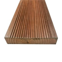 Terrassilaud immutatud pruun PHL.28X120X4800mm