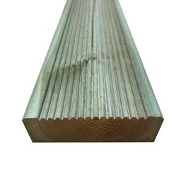 Terrassilaud immutatud roheline PHL.28X95X3600mm