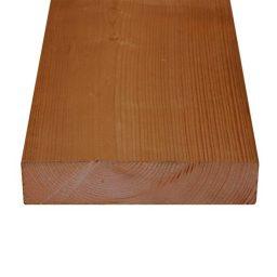 Höövelmaterjal immutatud pruun PHL. 45x195x5100mm