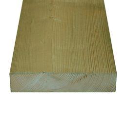 Höövelmaterjal immutatud roheline PHL.45X195X5100mm