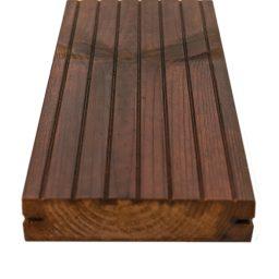 Terrassilaud termomänd kuumõli D5 26x117mm pruun
