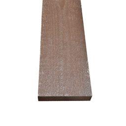 Höövellaud peensaetud värvitud SH.21x95x5100mm pruun