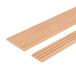 Sauna voodrilaud lepp SRP.15x82x2100mm