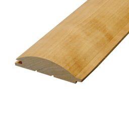 Sauna voodrilaud termohaab STH.21x90(80)x2400mm