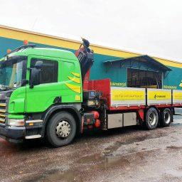 VEOTEENUS PÄRNU kandevõime üle 10 tonni
