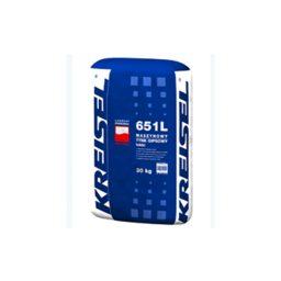 Kipskrohvisegu Kreisel 651 kerge (30kg)