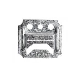 Voodrilaua kinnitusklamber 3mm Zn (25)
