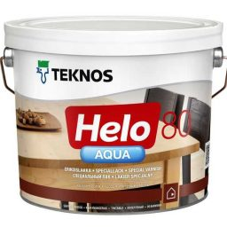 Lakk Helo Aqua 80 0,9L läikiv