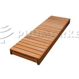 Sauna lavamoodul termohaab 95x600x2400mm