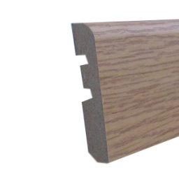 Põrandaliist MDF tamm 10x58mm