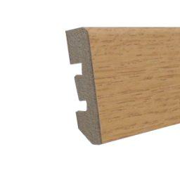 Põrandaliist MDF tamm 12x42mm 2,6m