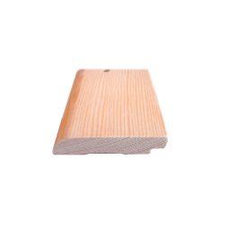 Põrandaliist mänd sõrmjätkatud 14x68mm 2,4m