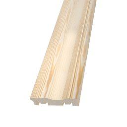 Põrandaliist mänd 16x90mm 3,0m
