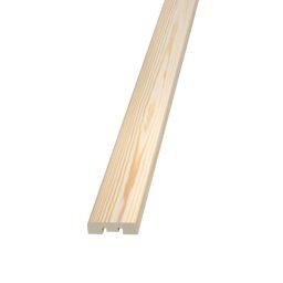 Uksepiirdeliist mänd 12x42mm 2,4m