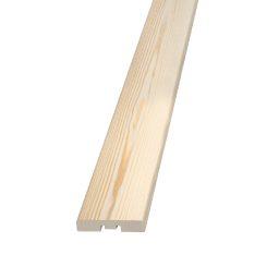 Uksepiirdeliist mänd 12x58mm 2,2m