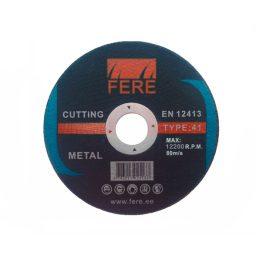 Lõikeketas metallile A60 125x1mm