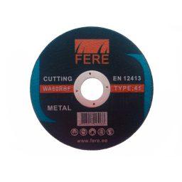 Lõikeketas metallile A60 125x2mm