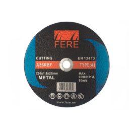 Lõikeketas metallile A60 230x1,8mm