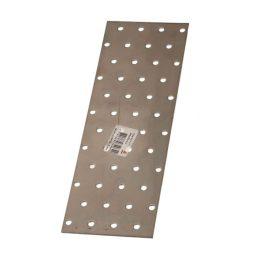 Metallplaat 200x80x2,0mm