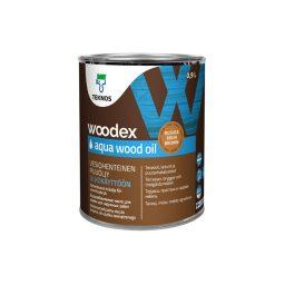 Puiduõli Woodex Aqua Wood Oil 0,9L pruun