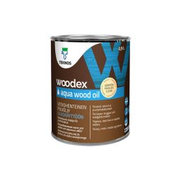 Puiduõli Woodex Aqua Wood Oil 0,9L värvitu