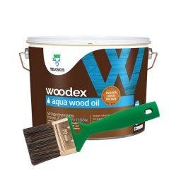 Puiduõli Woodex Aqua 9L pruun