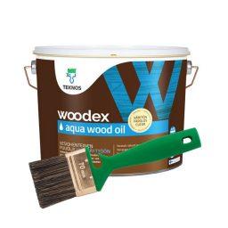 Puiduõli Woodex Aqua 9L värvitu