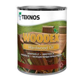 Puiduõli Woodex Hardwood 1L värvitu