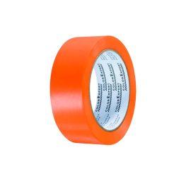 Plastteip PVC 50mmx33m oranž