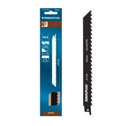 Tiigersaeterade komplekt puit 8,5/225mm (5tk)