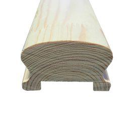 Trepikäsipuu mänd 45x70mm 3,0m
