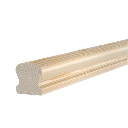 Trepikäsipuu mänd 52x57mm 3,0m