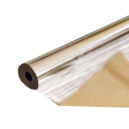 Aurutõkkepaber alumiinium 1,25x24m (30m2)