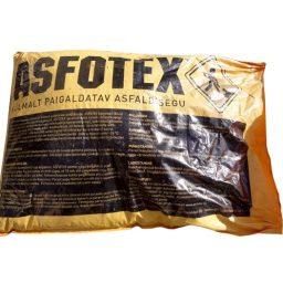 Külmasfaldisegu Asfotex 20kg