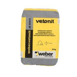 Jootebetoon Weber Vetonit 600/3 1000kg