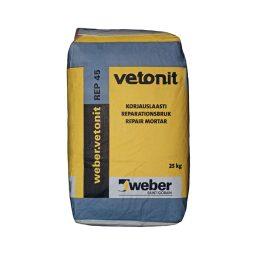 Remontbetoon Weber Vetonit REP 45 25kg